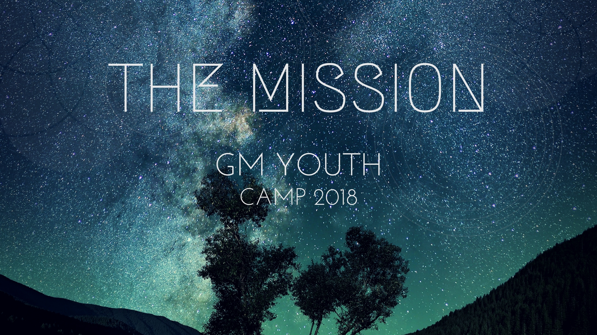 GM Youth Camp 2018