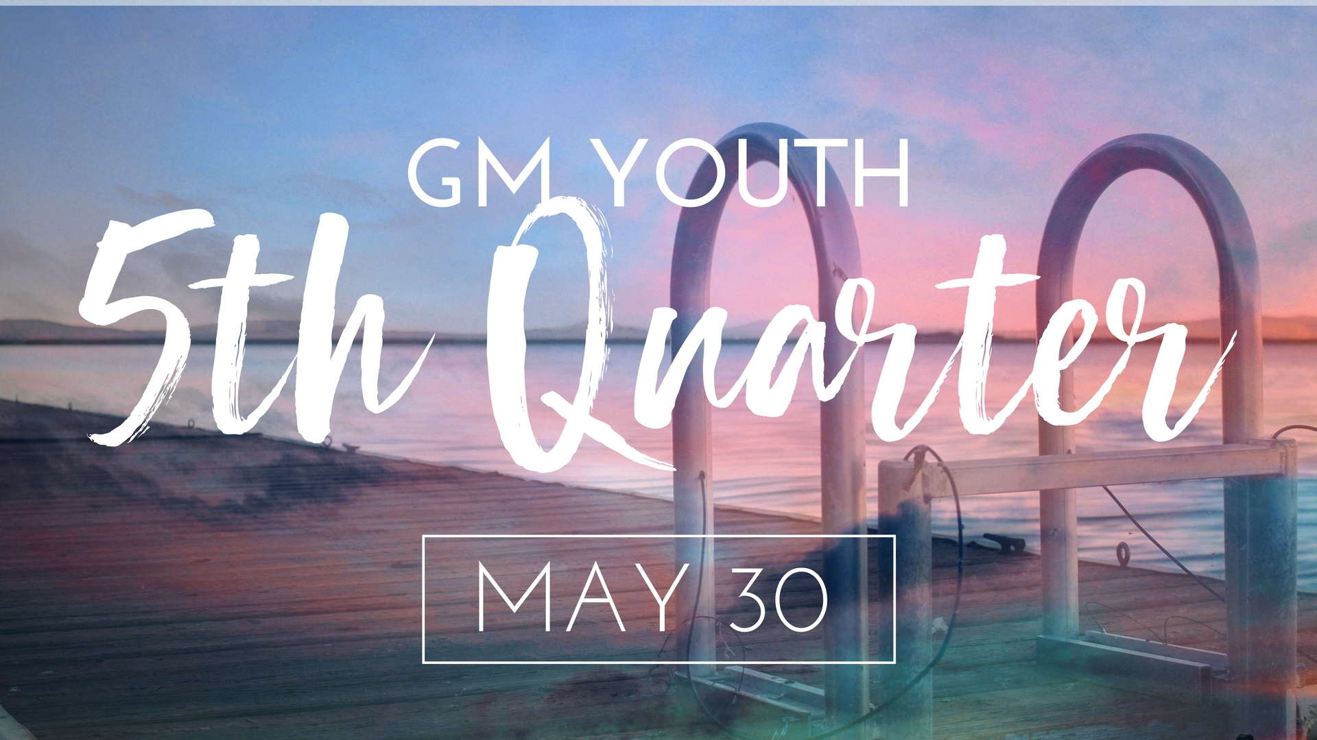 GM Youth - 5th Quarter